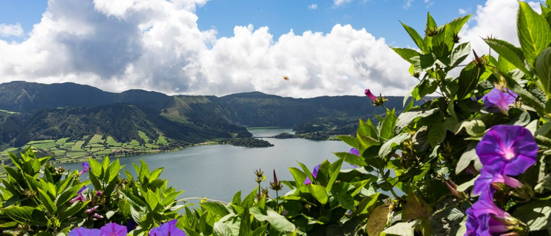 Azoren, Sao Miguel, Sete Cidades, Hiking, Trail